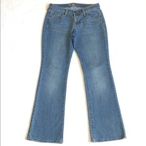 Old Navy Boot-Cut Jeans Size 4